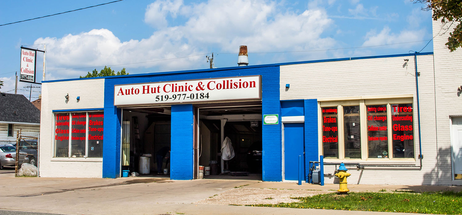 Auto Hut Clinic Garage Windsor Ontario