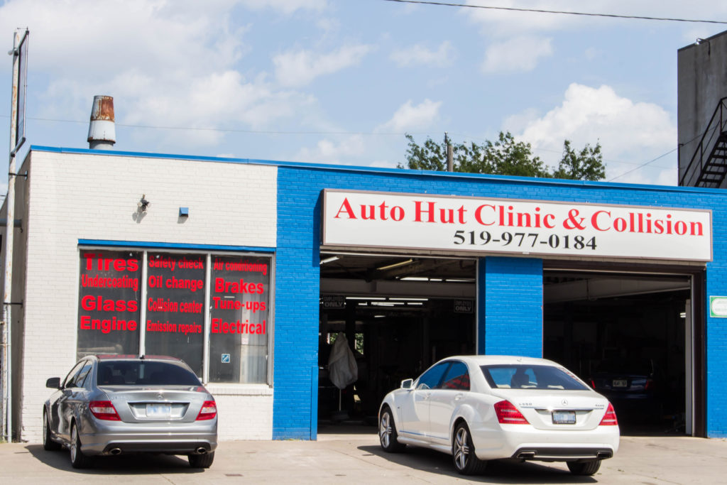 Auto Hut Clinic Mechanic Windsor Ontario